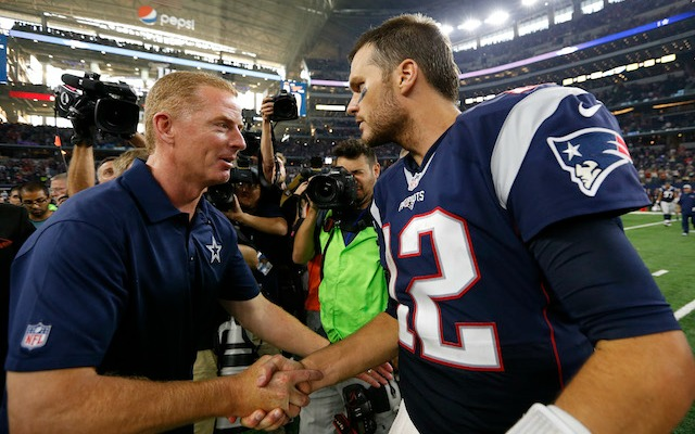 America doesn't seem to like the Cowboys or Patriots. (USATSI)