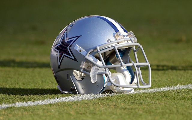 This helmet isn't worth $4 billion, but the Cowboys franchise is. (USATSI)
