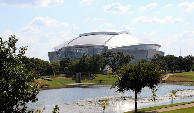 On game days in Dallas, Cowboys Stadium can use more electricity than the entire country of Liberia. (USATSI)