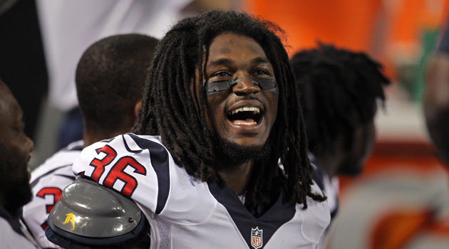 D.J. Swearinger lit up Dustin Keller on Saturday night with a controversial hit.