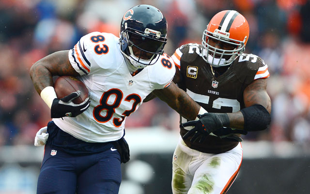 D'Qwell Jackson was released by Cleveland on Wednesday.