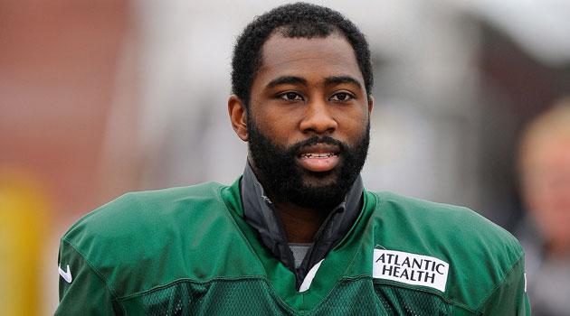Darrelle Revis told the Buccaneers he's