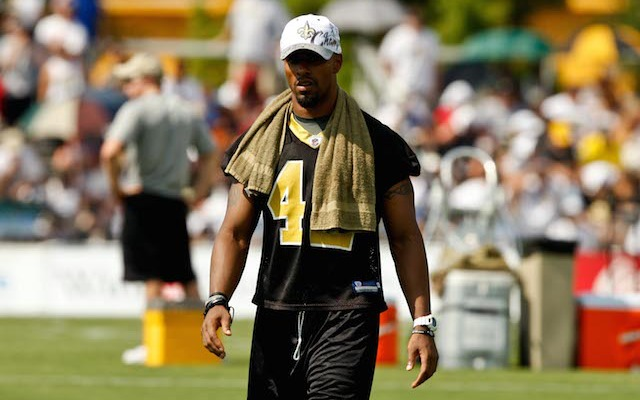 Darren Sharper has been indicted on five chargers in Arizona. (USATSI)