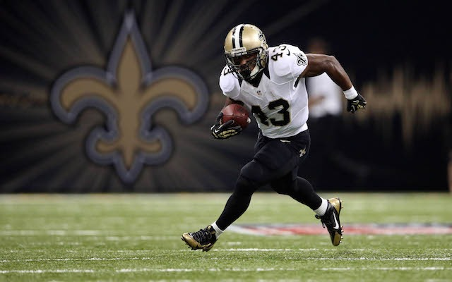 Darren Sproles doesn't want the Saints to trade him. (USATSI)