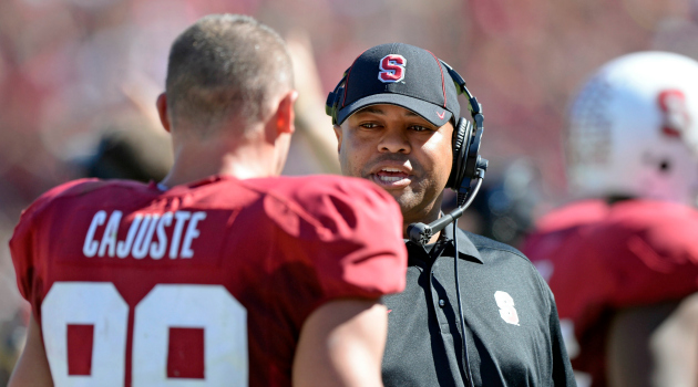 David Shaw has the Cardinal positioned for the Rose Bowl this season.