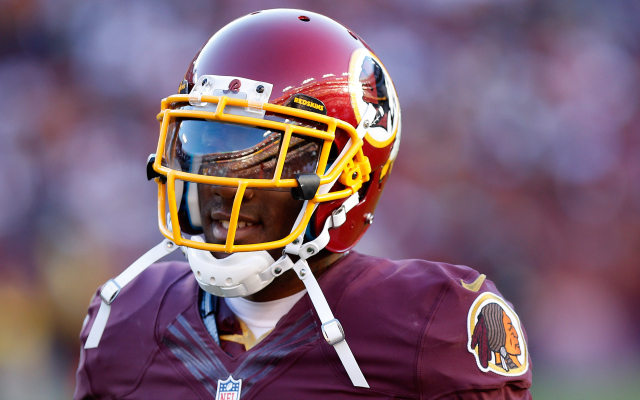 DeAngelo Hall thinks the Redskins 'probably should' change their nickname.