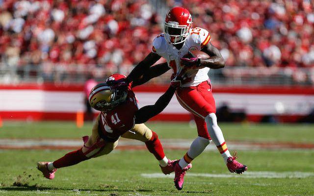 VIDEO: Chiefs' De'Anthony Thomas puts insane move on ...