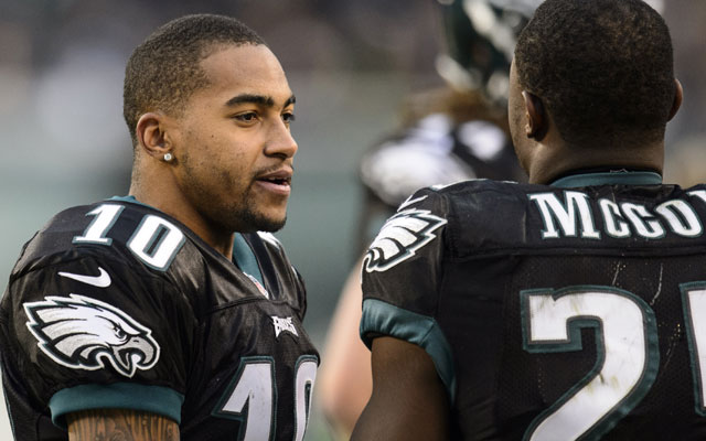 DeSean Jackson will have revenge on the brain against the Eagles.