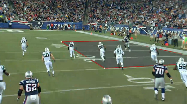 Maybe this is why Milliner (27) was benched?