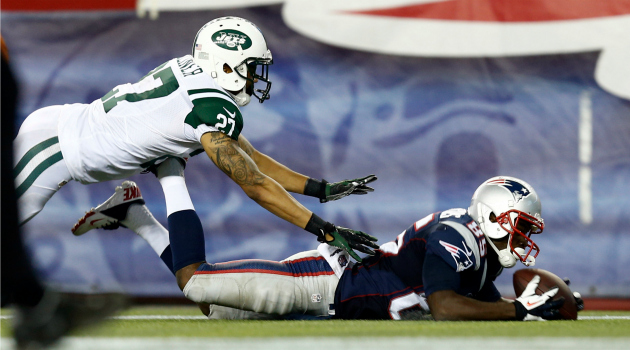 Dee Milliner was benched for his bad play on Thursday.