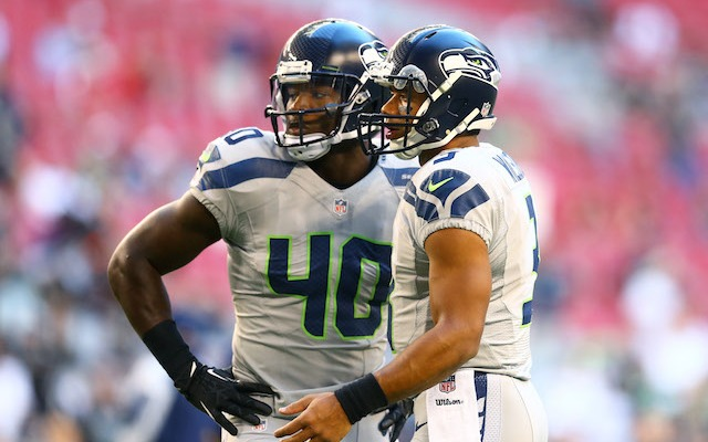 Seahawks fullback Derrick Coleman has been an inspiration for two young girls. (USATSI)