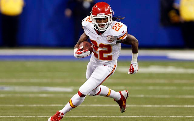 Dexter McCluster is making the move to Tennessee. (USATSI)