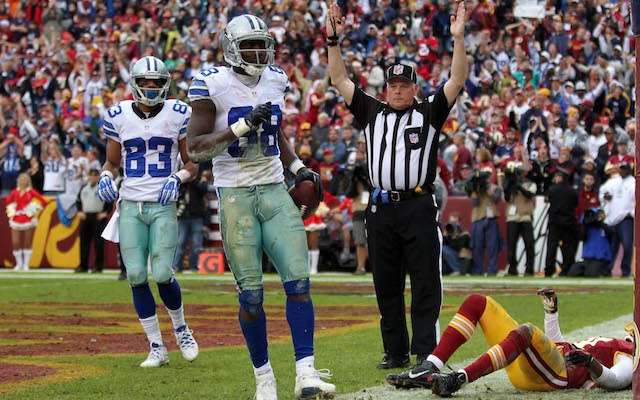 Dez Bryant says there's 'no doubt' he'll be playing against the Eagles. (USATSI)