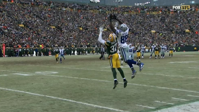 Dez Bryant Non Catch Lebron And Odell Beckham Jr Shocked