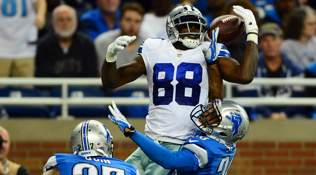 Dez Bryant Makes Catch Of The Year Cbssports Com