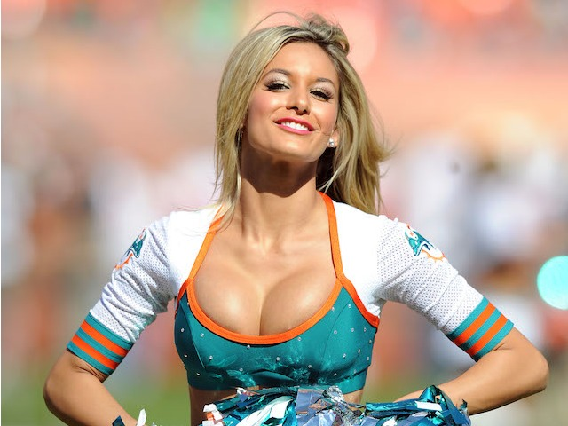 Dolphins cheerleading website hacked, led to porn site - CBSSports.com