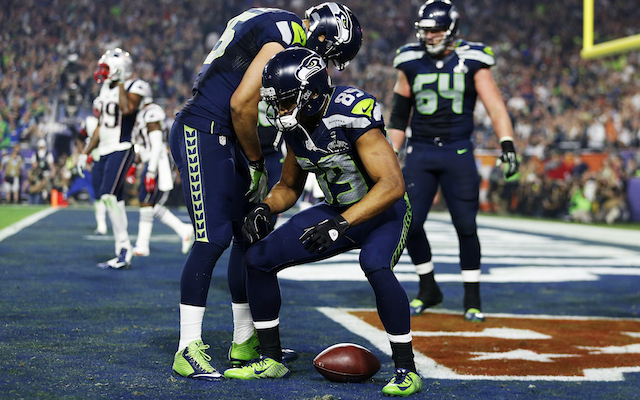 Doug Baldwin apologizes for Super Bowl TD celebration, aimed at Revis