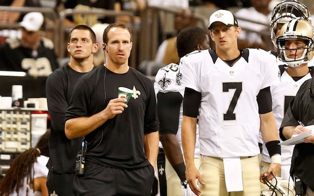Drew Brees is expected to make his preseason debut on Saturday. (USATSI)