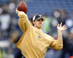 D. Brees could take advantage of an interesting NFLPA idea.