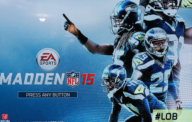 NFL 15 coins