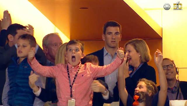 This is the Eli Manning-est face of them all. (CBS)