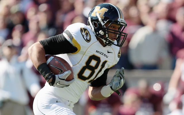 Eric Waters says he's no longer on speaking terms with ex-Missouri roommate Michael Sam. (USATSI)