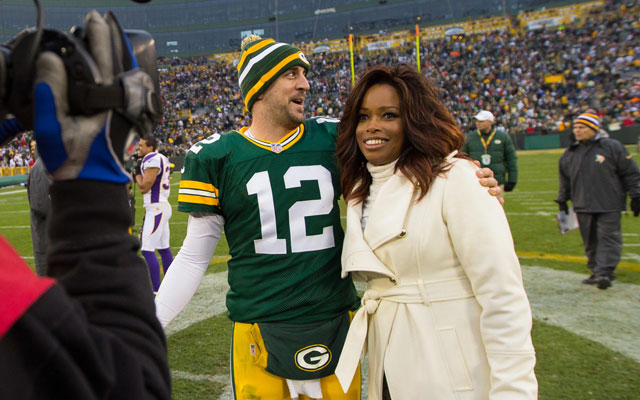2014 will be Pam Oliver's final year on the sidelines with FOX.
