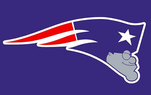 Look nfl logos redesigned as family guy logos cbssports family guy nfl logos are a delight via instagram voltagebd Gallery