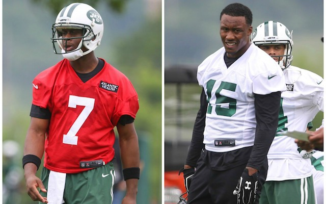 new concept 9086d 1510c Report: Marshall handpicked Jets as new team because of Geno ...