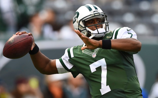 Bills were literally 'bummed out' when Jets pulled Geno Smith