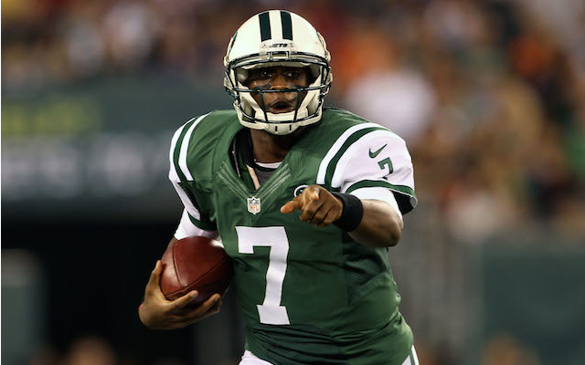 Geno Smith will be the Jets starting quarterback in Week 1. (USATSI)