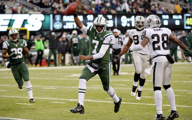 Geno Smith isn't a sure thing to start at quarterback next season. (USATSI)