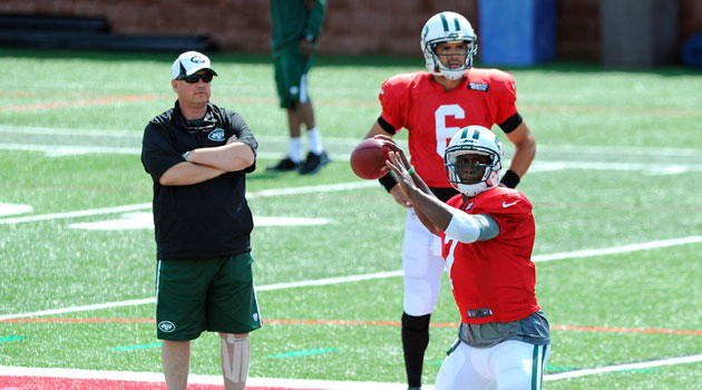 Geno Smith will finally get his chance. (USATSI)