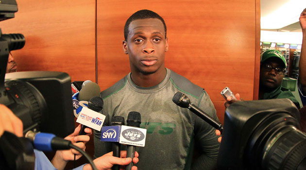 Geno Smith is one reason the Jets will cover vs. the Bengals. (USATSI)