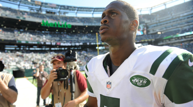 GenoSmith remains the Jets starting quarterback.