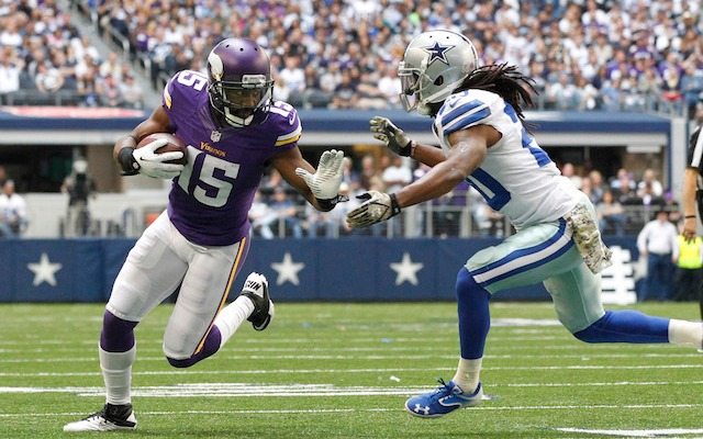 Greg Jennings won't be suiting up against the Seahawks. (USATSI)