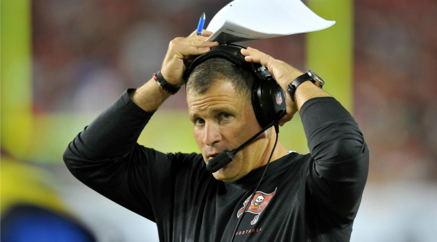 Did we witness Greg Schiano's last stand in Tampa?