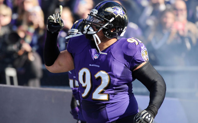 Haloti Ngata wasn't feeling an offer from the Ravens.