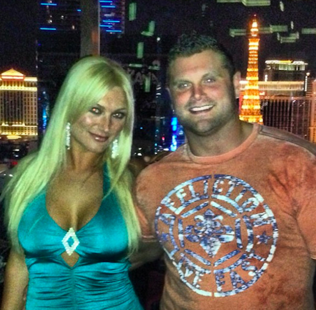 Brooke Hogan has called off her engagement to Cowboys lineman Phil Costa. (Instagram)