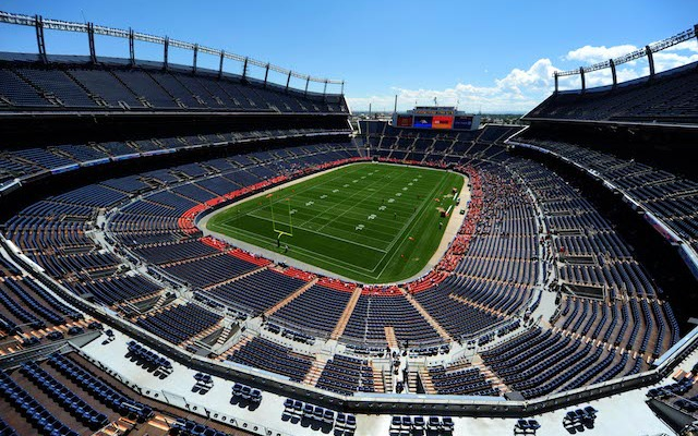 It will cost you almost $200 to get into this stadium on Sunday. (USATSI)