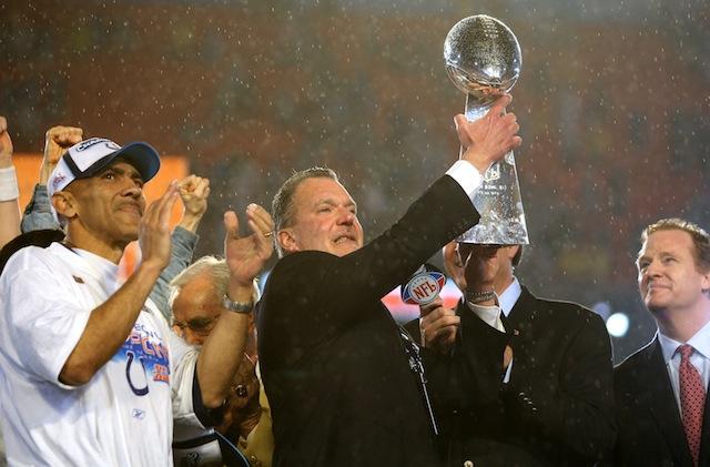 Tony Dungy thinks the NFL has to punish Jim Irsay.
