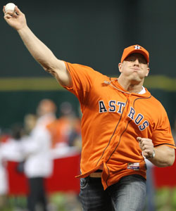 JJ Watt is good at sports. (USATSI)