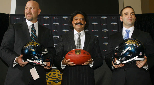 The Jags are once again rumored as a possibility for London. (USATSI)