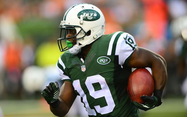 Jacoby Ford was released by the Jets on Sunday. (USATSI)