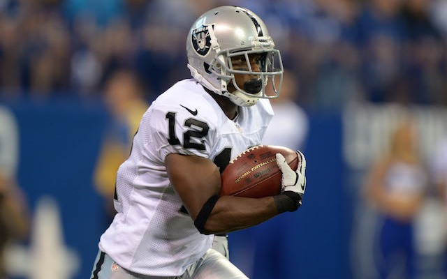 After four years in Oakland, Jacoby Ford is headed for the Big Apple. (USATSI)