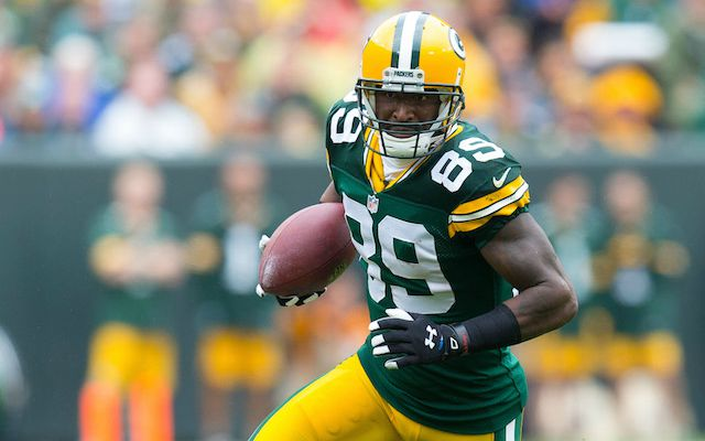 Packers bring WR James Jones back to Green Bay on one-year deal