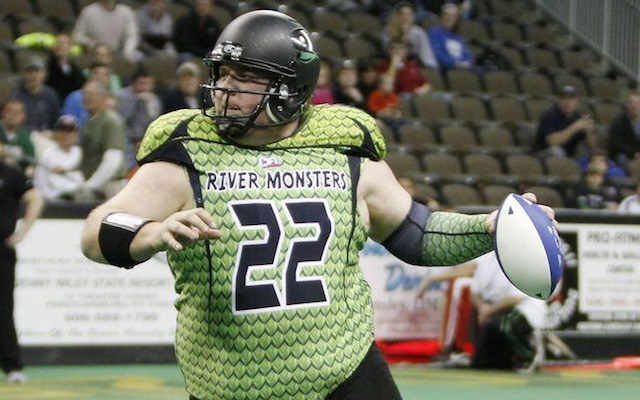 Jared Lorenzen wishes he still had some NCAA eligibility left. (Twitter/LostLettermen)