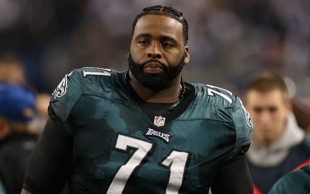 how tall is jason peters