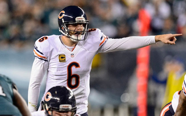Jay Cutler was the 15th best quarterback in the NFL in 2013, according to Jerry Angelo. (USATSI)