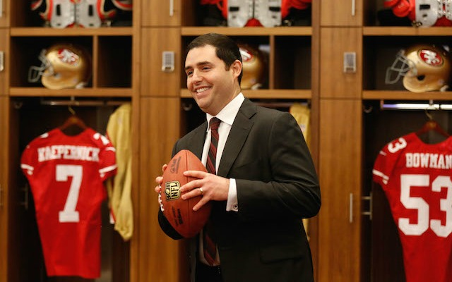 Jed York isn't exactly the most popular man in San Francisco right now. (USATSI)